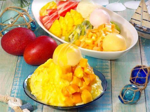 ▲車頭站古早味冰品(圖/天成飯店集團提供)
