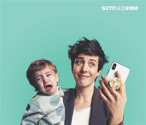 PopSockets,泡泡騷,二代,泡泡帽,換圖面,手機,支架