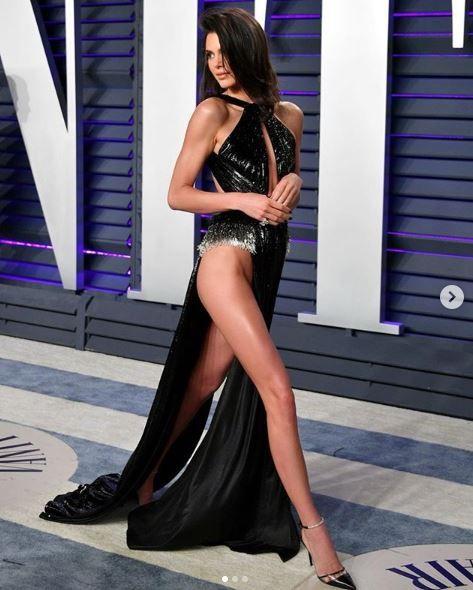 坎達爾珍娜(Kendall Jenner)/IG