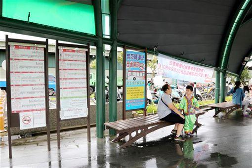 台南市,黃偉哲,公車轉運站,禁菸,開罰