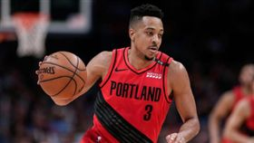 ▲CJ McCollum Eric Gordon。(圖/取自推特)
