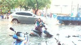 高雄市,韓國瑜,暴雨,補助,水災
