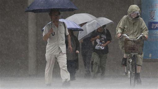 日北,九州,豪雨,丹娜絲,避難
