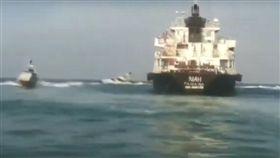 伊朗,巴拿馬,油輪,扣押,撤旗,芮雅號