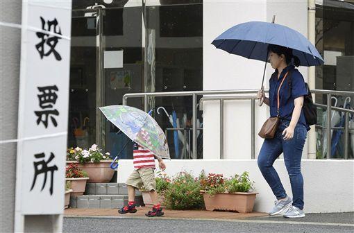 日本,安倍晉三,參院選舉,信任投票,投票