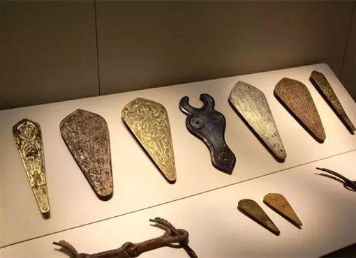 古墓,大陸,西漢,金縷玉衣(圖/翻攝今日頭條)