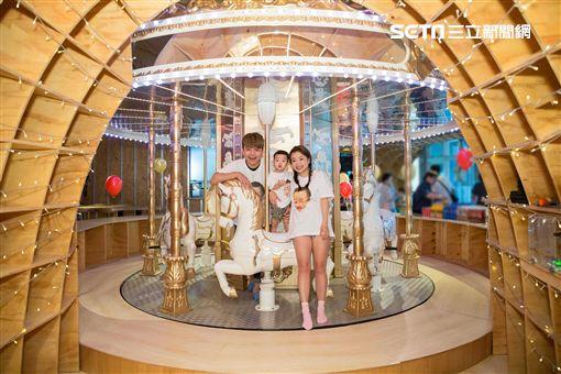 網紅,蔡阿嘎,二伯,蔡桃貴,生日,Money Jump,媽咪講,親子餐廳 ID-2030829