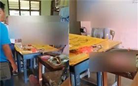 馬來西亞,中學,女鬼,鬼魂,附身,教職員(圖/翻攝自CP Network 2 YouTube)