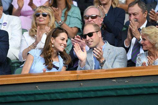 英國威廉王子的長子喬治王子22日滿6歲,肯辛頓宮在推特上和大眾分享他的超萌照片。(圖取自twitter.com/KensingtonRoyal)