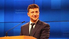 烏克蘭,總統,澤倫斯,素人從政,選舉