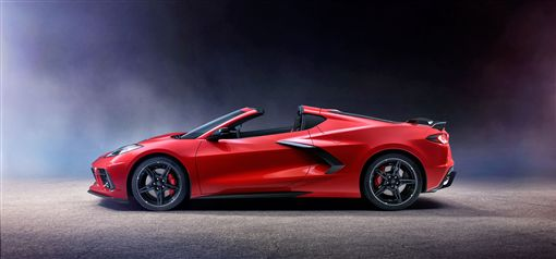 ▲Corvette Stingray C8。(圖/翻攝網站)