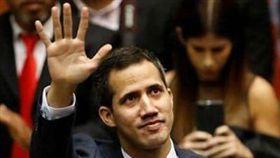 委內瑞拉反對派領袖瓜伊多(Juan Guaido)今日表示,結束在厄瓜多的訪問行程後,他將返回委內瑞拉,同時呼籲針對委國總統馬杜洛發起新一波抗議活動。(圖/翻攝自Juan Guaidó Twitter)