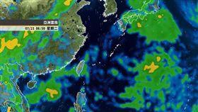 彭啟明示警:準備進入颱風旺盛期 圖翻攝自天氣達人彭啟明臉書