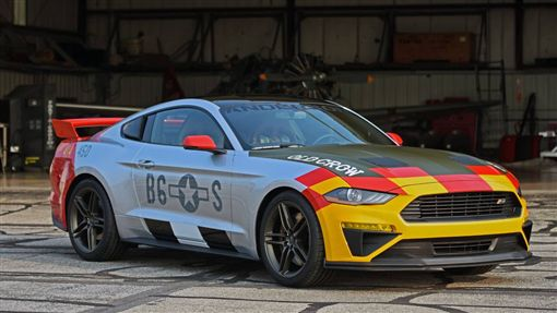 ▲Ford x ROUSH Performance Mustang GT Old Crow。(圖/翻攝網站)