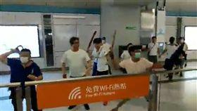 香港,反送中,白衣人,港警,示威,林鄭月娥