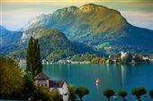環遊瑞士 靠這三種交通工具賞遍美景