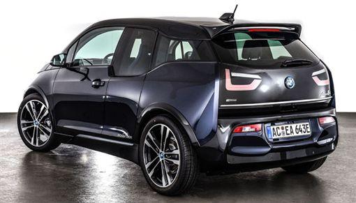 ▲AC Schnitzer推出BMW i3S改裝套件(圖/翻攝網路)