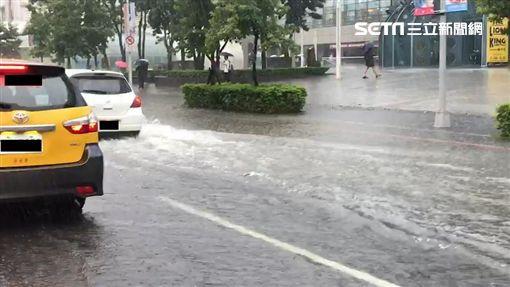 台北,積水,南京東路