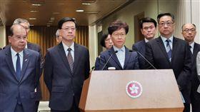 香港,反送中,林鄭月娥,示威,白衣人,元朗血案