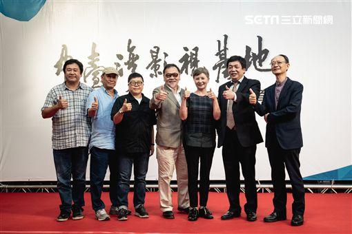 「中臺灣影視基地」營運移轉 開幕宣傳記者會