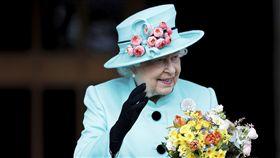 (16:9)Queen Elizabeth II,伊麗莎白二世,英國,女王,生日 圖/美聯社/達志影像