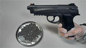 宜蘭驚傳空氣鎗傷人!警方十萬火急「8小時破案」(圖/翻攝畫面)