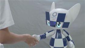 日本,東京,夏季奧運,機器人,科技