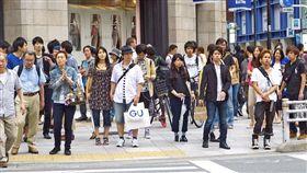 街景,東京,街頭,街訪,日本(圖/翻攝自pixabay)