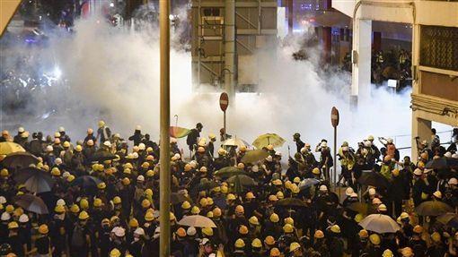 香港,反送中,白衣人,血洗元朗,義和團,襲擊