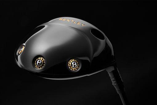 ▲Bentley Centenary Collection高爾夫球具。(圖/翻攝網站)