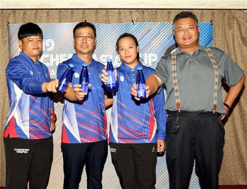 ▲亞洲盃射箭賽將提供MANNA瑪哪天然蘇打礦泉水為選手打氣。(圖/中華民國射箭協會)