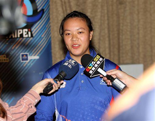 ▲剛比完世大運的葉昱琛將在亞洲盃射箭賽力拼將獎牌留在台灣。(圖/中華民國射箭協會)