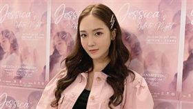 Jessica罕見PO泳裝辣照。圖翻攝自Jessica Instagram