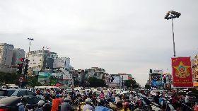 越南交通問題嚴重  平均每年8000