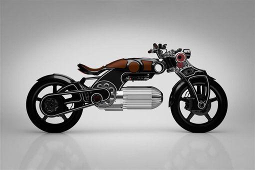 ▲Curtiss Hades電動機車。(圖/翻攝網站)