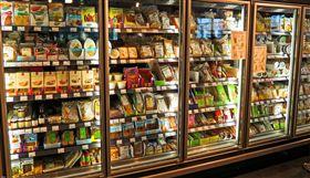 冰箱,超市,冷凍庫,生鮮(圖/翻攝自pixabay)