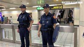 台北,捷運,殺人,預告,恐嚇公眾,板南線,西門站。呂品逸攝