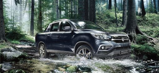 ▲SsangYong Rexton Sports(圖/翻攝網路)
