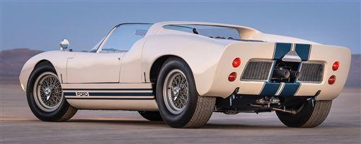 ▲Ford GT40敞篷版原型車。(圖/翻攝網站)