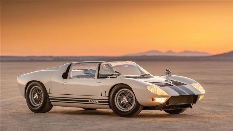 法拉利最害怕的對手 福特GT40拍賣價上看3億