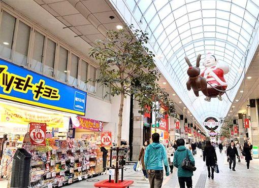 ▲日本藥妝店(圖/記者唐家興攝影)