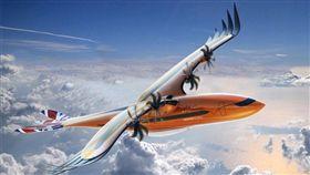 空中巴士,猛禽,羽毛。(圖/翻攝自Airbus官網)