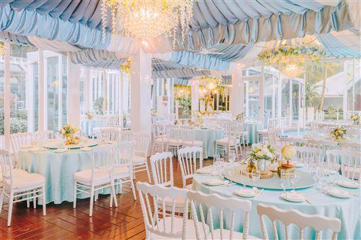創意及高自由度場地 為你開啟全新戶外婚禮