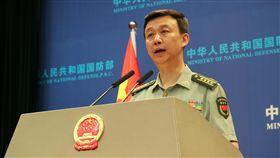 六四30年 中國國防部:軍方的行動並非鎮壓中國國防部發言人吳謙30日表示,不同意媒體使用「壓制」這一詞來描述解放軍在六四天安門事件上的行動。中央社記者陳家倫北京攝 108年5月30日
