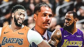NBA/湖人未滿團…傳在等勇士功臣 NBA,洛杉磯湖人,Andre Iguodala,金州勇士,Rob Pelinka 翻攝自推特ClutchPoints