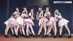 人氣女團AKB48 Team TP 陳子鴻 豆花妹 蔡黃汝