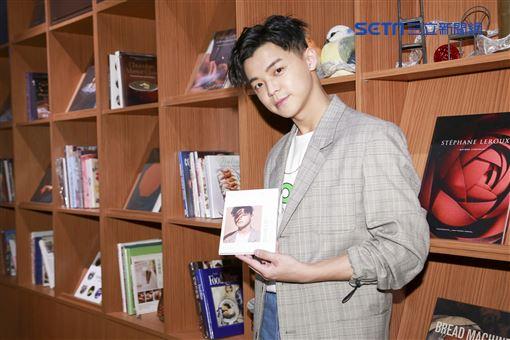 徐家麟接受三立新聞網專訪。(記者林士傑/攝影)