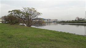 河雙21號河濱公園驚傳浮屍案件(翻攝Google Map)