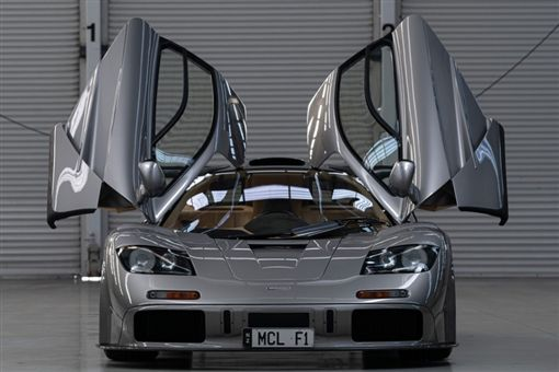 ▲McLaren F1 LM-Specification。(圖/翻攝網站)