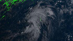 颱風「百合」今將生成 吳德榮:明起恐有劇烈天氣 圖翻攝自向日葵衛星